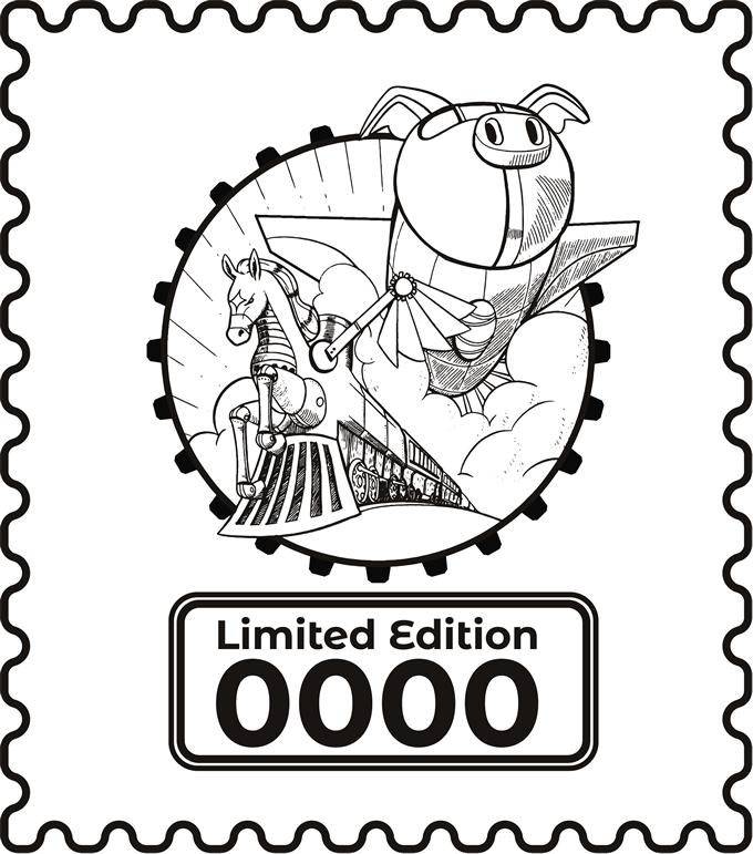 Llod's Traveling Carnival Custom Seal